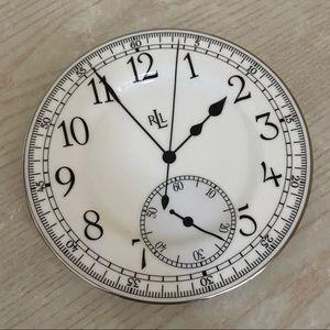 MINT Ralph Lauren Clock Plate Chain Bracelet